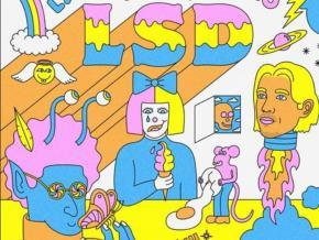LSD: Labrinth Sia et Diplo sortent leur premier album!