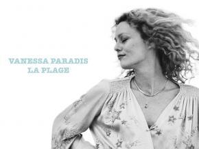 Vanessa Paradis revient avec «La Plage»